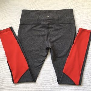 lululemon athletica Pants - Lululemon Runder Under Run Leggings Full Lenght 10